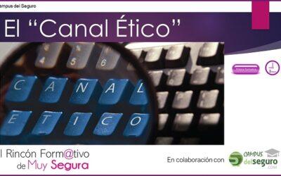 """El """"Canal Ético"""""""