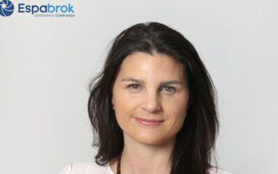 """Almudena Montalvo (ESPABROK): """"Con esta iniciativa pretendemos aportar nuestro granito de arena al cambio, no solo en el sector asegurador, que ha sido siempre un mundo muy masculino, sino en todos los ámbitos"""""""