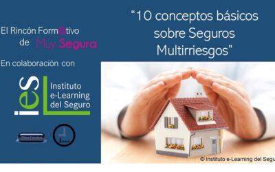 10 Conceptos básicos sobre Seguros Multirriesgos